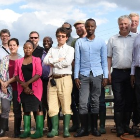 Designing environmental research infrastructures in Africa