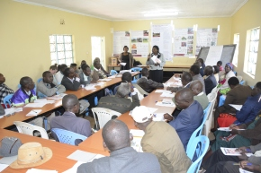 Feedback workshops yield significant insights for smallholder dairy farmers in Nandi andBomet
