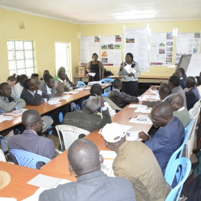 Feedback workshops yield significant insights for smallholder dairy farmers in Nandi and Bomet