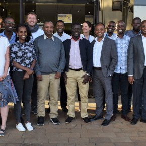 ILRI trains East Africa officials on measurement of greenhouse gas emissions from livestock systems