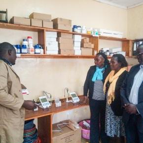 Setting up a soil analytical laboratory at University ofKabianga